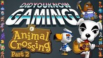 Did You Know Gaming? - Episode 43 - Animal Crossing (Part 2) [Old]