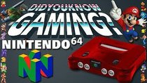 Did You Know Gaming? - Episode 48 - Nintendo 64