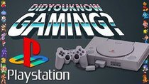 Did You Know Gaming? - Episode 52 - PlayStation