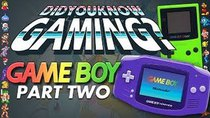 Did You Know Gaming? - Episode 59 - Game Boy (Part 2)