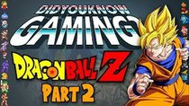 Did You Know Gaming? - Episode 61 - Dragon Ball Z Games (Part 2)