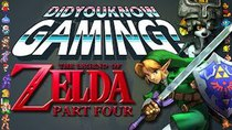 Did You Know Gaming? - Episode 64 - Zelda (Part 4)