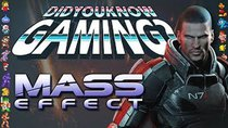Did You Know Gaming? - Episode 67 - Mass Effect