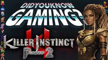 Did You Know Gaming? - Episode 72 - Killer Instinct (Part 2)