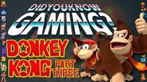 Did You Know Gaming? - Episode 73 - Donkey Kong (Part 3)