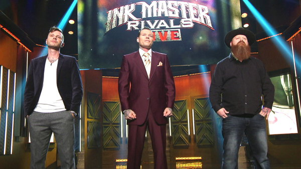 Ink Master Season 5 Episode 16