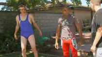 Tosh.0 - Episode 12 - Backyard Wrestler