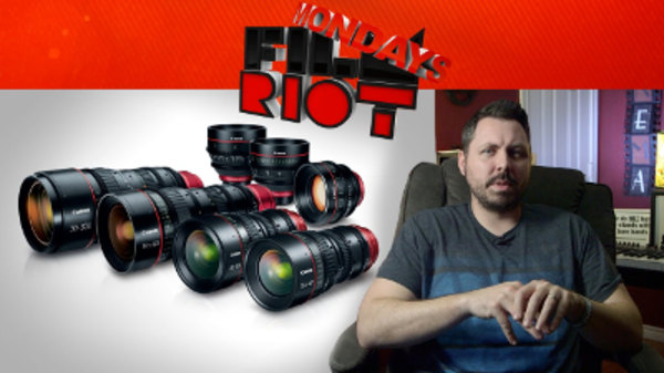 Film Riot - S01E482 - Mondays: Renting Vs. Buying Lenses & Working With a DP!