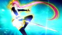 Seiken Tsukai no World Break - Episode 2 - Dwell Within My Sword, Magic Flame