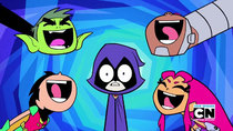 Teen Titans Go! - Episode 28 - Crazy Day