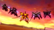 Muv-Luv Alternative: Total Eclipse - Episode 23 - The Victory Song of the Dead