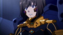 Muv-Luv Alternative: Total Eclipse - Episode 13 - The Price of a Choice