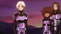 Muv-Luv Alternative: Total Eclipse - Episode 14 - An Eishi's Honor