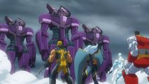 Marvel Disk Wars: The Avengers - Episode 21 - X-Men! To Loki's Castle!
