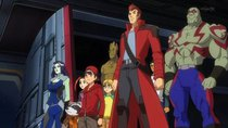 Marvel Disk Wars: The Avengers - Episode 25 - Together with the Guardians