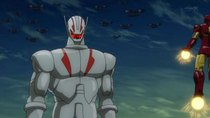 Marvel Disk Wars: The Avengers - Episode 39 - The Ultra Gigantic Ultron Army!