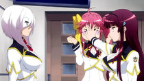 Seiken Tsukai no World Break - Episode 7 - The Silver-Haired Stranger