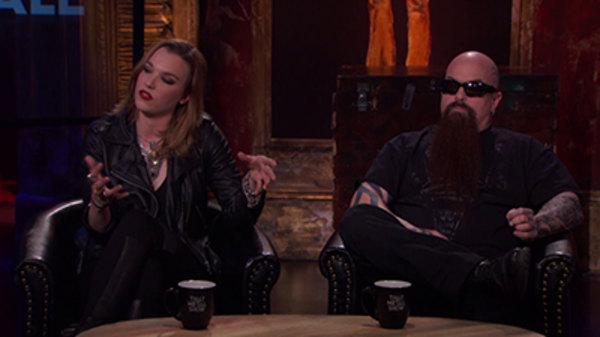 that metal show season 14 episode 8. Black Bedroom Furniture Sets. Home Design Ideas