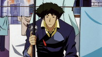 Cowboy Bebop - Episode 18 - Speak Like a Child