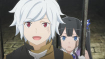 Dungeon ni Deai o Motomeru no wa Machigatte Iru Darouka: Familia Myth - Episode 3 - Hestia Knife: The Blade of a God