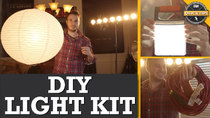 Film Riot - Episode 503 - Quick Tips: DIY Lighting Kit!
