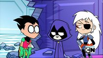 Teen Titans Go! - Episode 40 - Cool School
