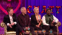 Alan Carr: Chatty Man - Episode 1 - Rita Ora, Will.i.am, Ricky Wilson, Tom Jones, Antonio Banderas,...