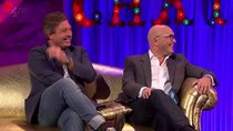 Alan Carr: Chatty Man - Episode 5 - Nicki Minaj, Jeremy Piven, Paddy McGuinness