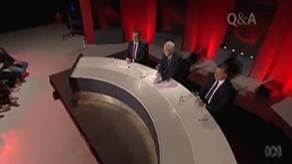 Q&A - S2013E34 - ALP Leadership Debate
