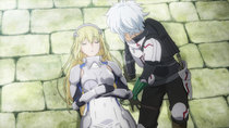 Dungeon ni Deai o Motomeru no wa Machigatte Iru Darouka: Familia Myth - Episode 7 - Aiz Wallenstein: Sword Princess