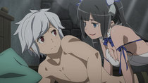 Dungeon ni Deai o Motomeru no wa Machigatte Iru Darouka: Familia Myth - Episode 9 - Welf Crozzo: Blacksmith