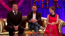 Alan Carr: Chatty Man - Episode 8 - Anna Kendrick, Lee Mack, Danny Dyer