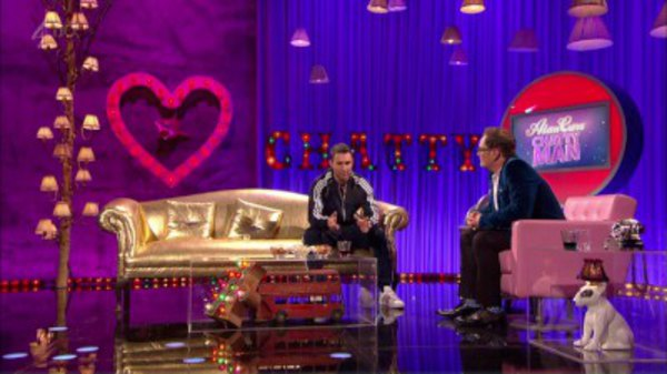 Alan Carr: Chatty Man - S14E11 - David Gandy, RuPaul, Caroline Flack, Adam Levine