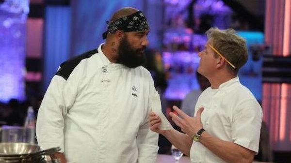 Hell 39 s kitchen us season 14 episode 15 for Hell s kitchen season 15 episode 1