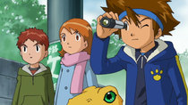 Digimon Adventure 02 - Episode 47 - The Seal of BlackWarGreymon