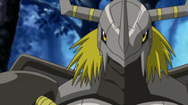 Digimon Adventure 02 - Episode 46 - BlackWarGreymon vs. WarGreymon