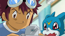 Digimon Adventure 02 - Episode 43 - Onslaught of the Daemon Army