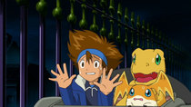 Digimon Adventure 02 - Episode 41 - Coral and Versailles, the Rebel Fight