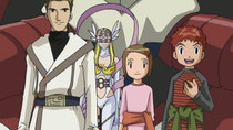 Digimon Adventure 02 - Episode 40 - New York, Hong Kong Super Melee!