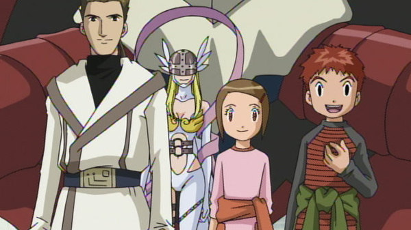 Digimon Adventure 02 - Ep. 40 - New York, Hong Kong Super Melee!