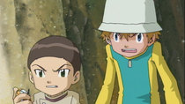 Digimon Adventure 02 - Episode 35 - Assault on BlackWarGreymon