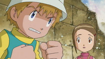 Digimon Adventure 02 - Episode 34 - Protect the Holy Stones