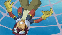 Digimon Adventure 02 - Episode 29 - Arukenimon, the Mistake of the Spider Woman