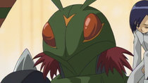 Digimon Adventure 02 - Episode 28 - Trap of the Bug Charmer!!