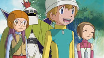 Digimon Adventure 02 - Episode 26 - Jogress Digivolve Now, Hearts Together as One