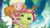 Digimon Adventure 02 - Episode 25 - Aquilamon: The Knight of the Sky