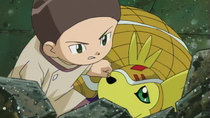 Digimon Adventure 02 - Episode 24 - Ankylomon: Warrior of the Earth