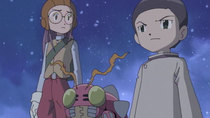 Digimon Adventure 02 - Episode 20 - The Miraculous Digivolution! Gold Magnamon