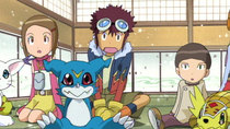 Digimon Adventure 02 - Episode 15 - Shurimon's Martial Arts