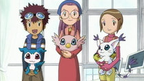 Digimon Adventure 02 - Episode 5 - Destroy the Dark Tower